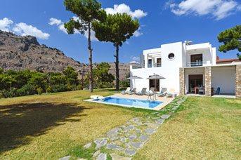 Villa Despina, Pefkos, Rhodes, Greece