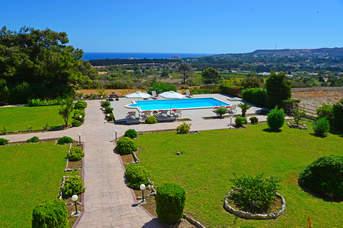 Villa Helios Rodos, Rhodes Town, Rhodes, Greece