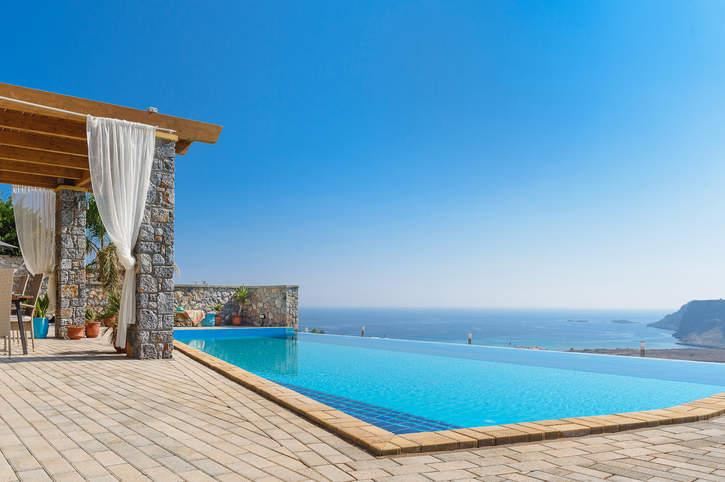 Villa Kristal, Lindos, Rhodes, Greece