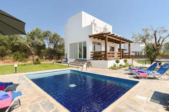 Villa Lene, Haraki, Rhodes, Greece