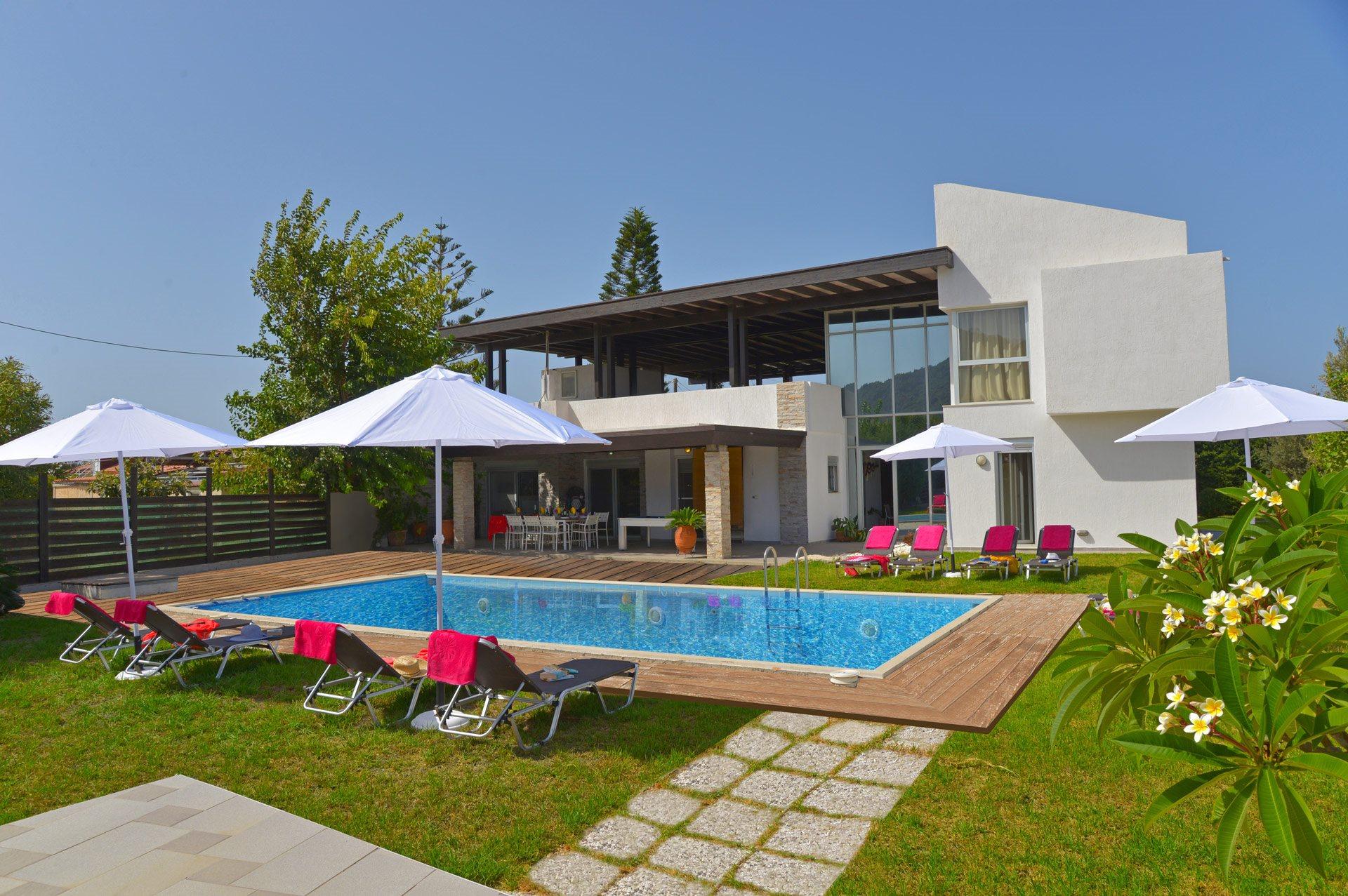 Villa Marane, Ialyssos, Rhodes, Greece