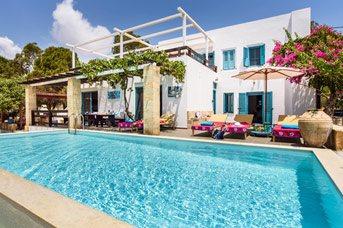 Villa Mary's House, Pefkos, Rhodes, Greece