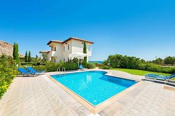 Villa Matina, Lindos, Rhodes, Greece