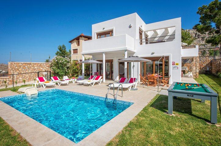 Villa Maya, Pefkos, Rhodes, Greece