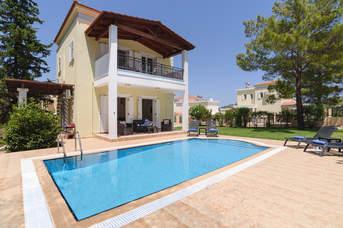 Villa Olympios Springs, Kolymbia, Rhodes, Greece
