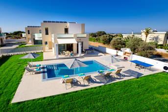 Villa Paleos Evergreen, Ialyssos, Rhodes, Greece