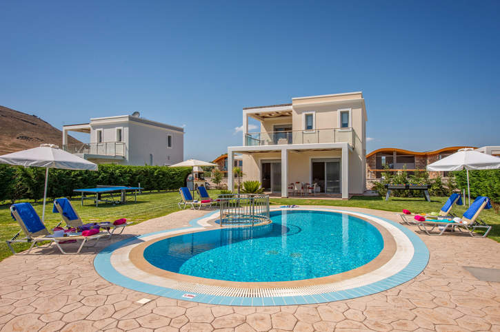 Villa Rodos Aphrodite, Lardos, Rhodes, Greece