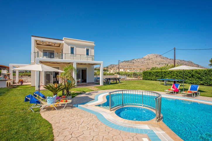 Villa Rodos Artemis, Lardos, Rhodes, Greece