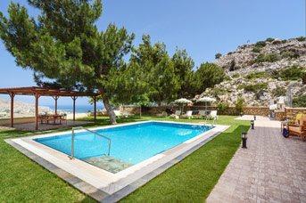 Villa St Nicholas, Pefkos, Rhodes, Greece