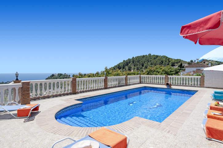 Villa Adrianna, Mijas, Costa del Sol, Spain