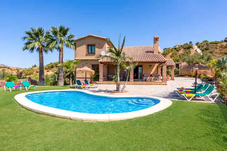 Villa Alma, Campo Mijas, Costa del Sol, Spain