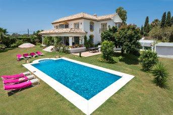 Villa Almendros, Guadalmina, Costa del Sol, Spain