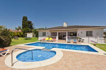 Villa Aran, Calahonda, Costa del Sol, Spain