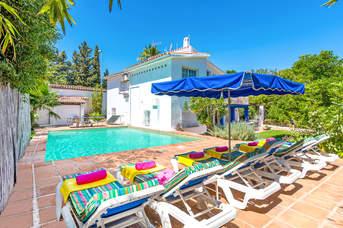 Villa Barranco Jarana, Fuengirola, Costa del Sol, Spain