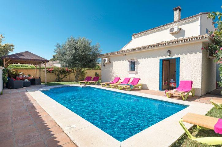 Villa Bart, Estepona, Costa del Sol, Spain