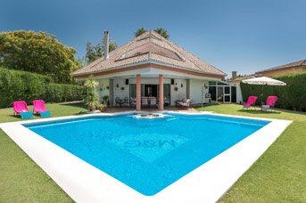 Villa Bel Air, Estepona, Costa del Sol, Spain