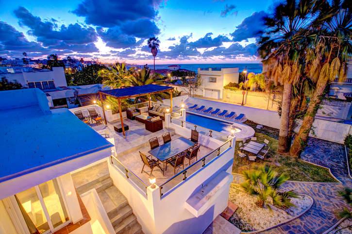 Villa La Cala Beach, Mijas Costa, Costa del Sol, Spain