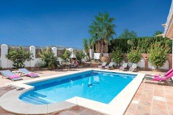 Villa Cala Grande, Campo Mijas, Costa del Sol, Spain