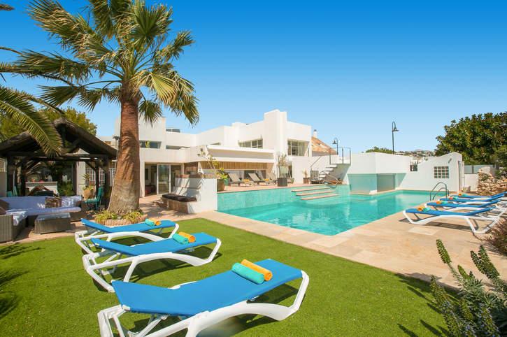 Villa La Cala Playa, Mijas Costa, Costa del Sol, Spain