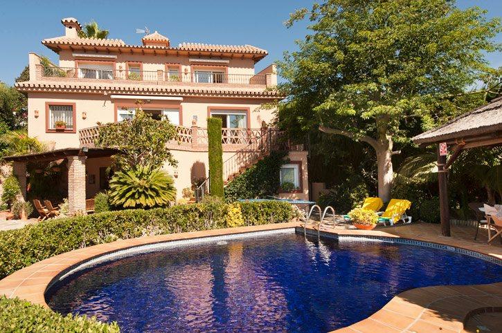 Villa Carib Playa, Marbesa, Costa del Sol, Spain