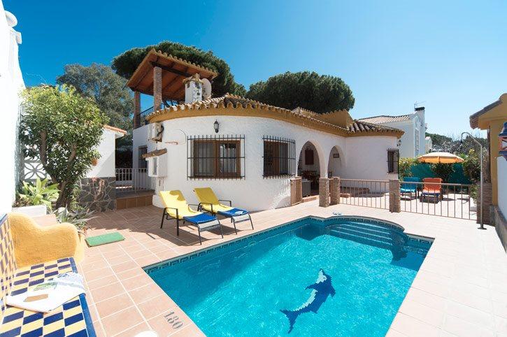 Villa Carol, Calahonda, Costa del Sol, Spain