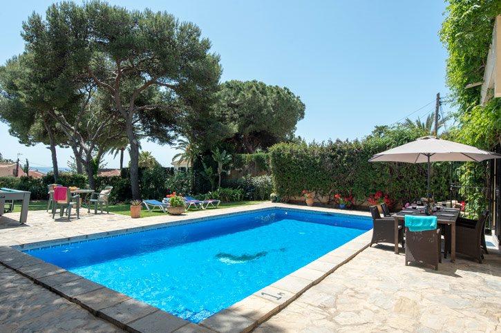 Villa Casablanca, Marbesa, Costa del Sol, Spain