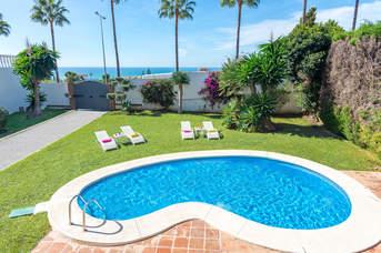 Villa Cathy Sol, Mijas Costa, Costa del Sol, Spain