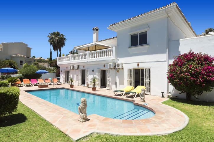 Villa Cherrie, Mijas Costa, Costa del Sol, Spain