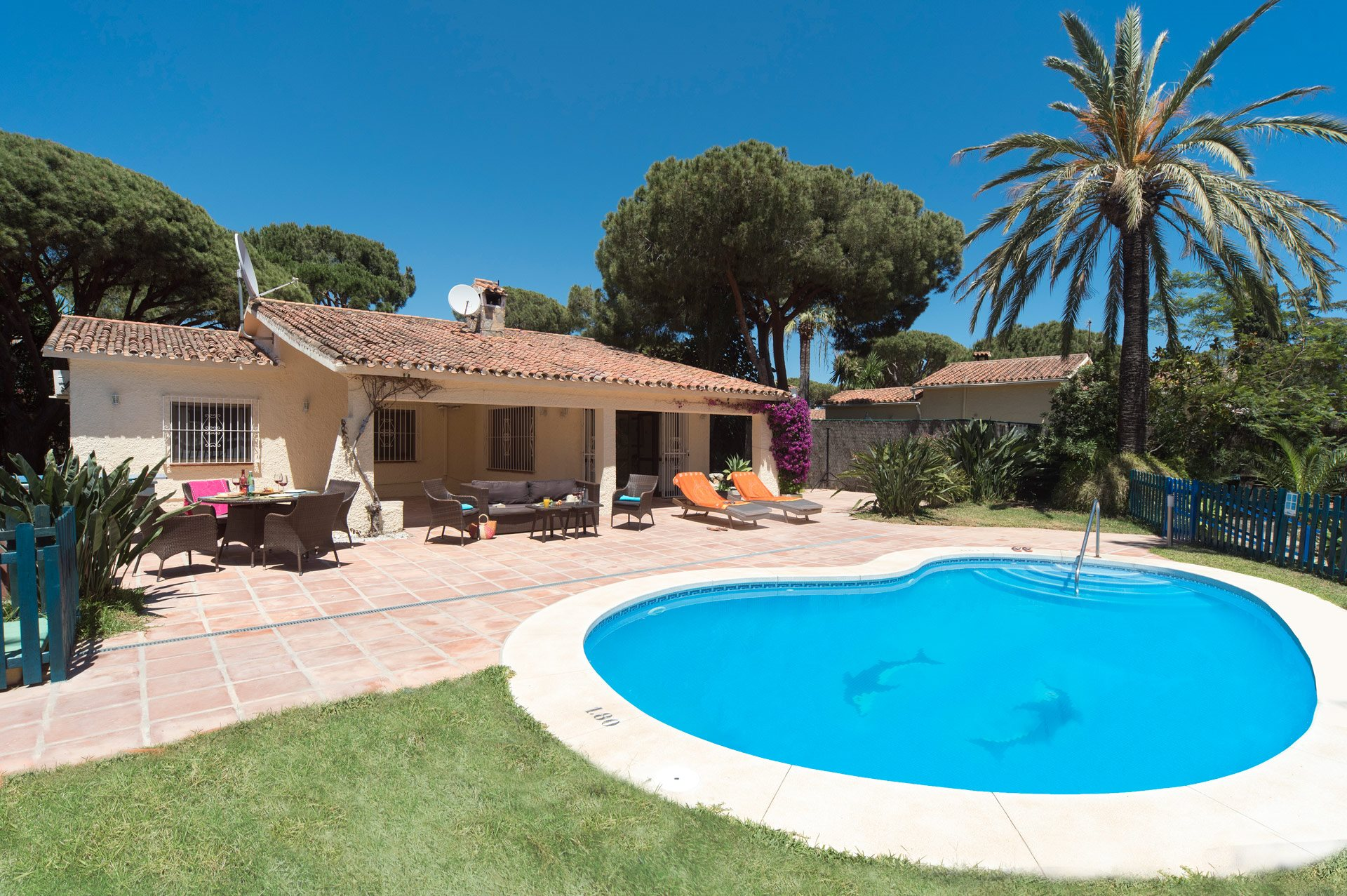 Villa Ciara, Calahonda, Costa del Sol, Spain