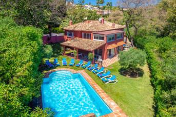 Villa Cuco, Marbella, Costa del Sol, Spain