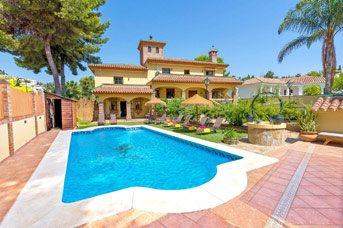 Villa Dehesa, Fuengirola, Costa del Sol, Spain