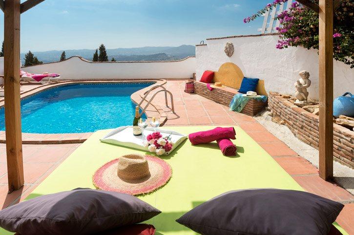 Villa Encinas, Mijas, Costa del Sol, Spain