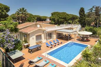 Villa Flores, Calahonda, Costa del Sol, Spain