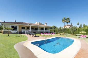 Villa Hoyo, Campo Mijas, Costa del Sol, Spain