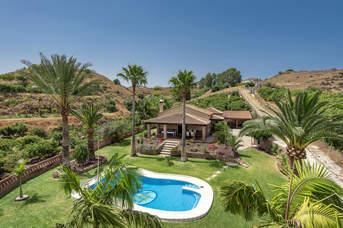 Villa Jarros, Mijas, Costa del Sol, Spain