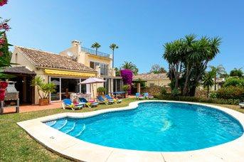 Villa Jay, Puerto Banus, Costa del Sol, Spain