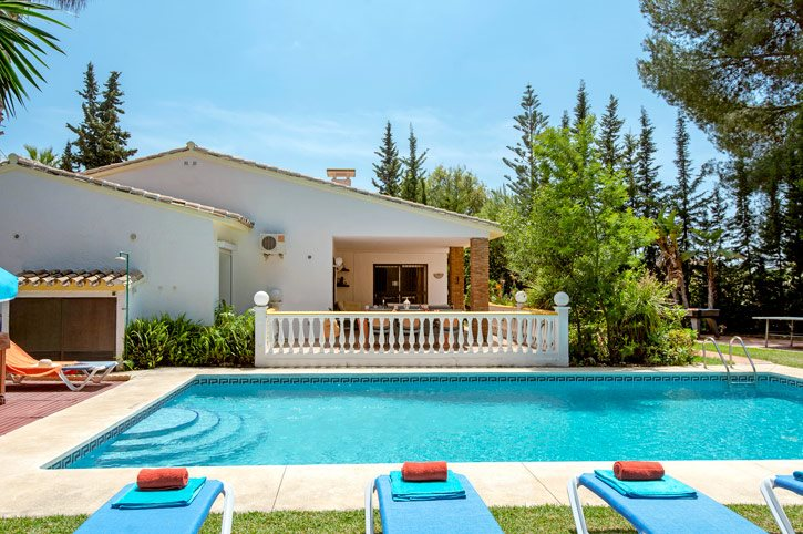 Villa Julie, Calahonda, Costa del Sol, Spain