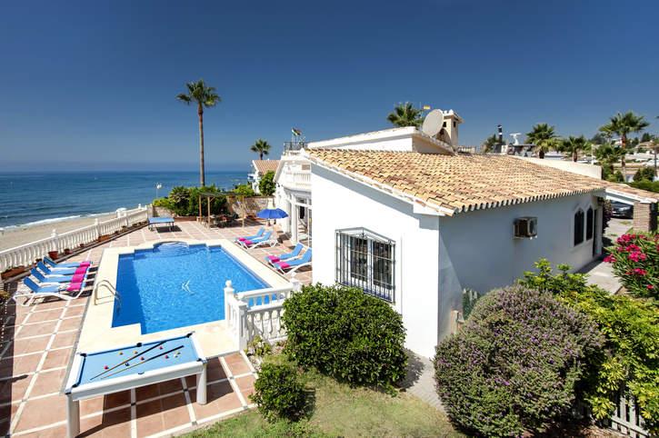 Villa Livita, Mijas Costa, Costa del Sol, Spain