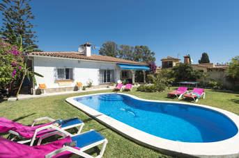 Villa Melger, Estepona, Costa del Sol, Spain