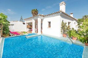 Villa Mi Favorita, San Pedro De Alcantara, Costa del Sol, Spain