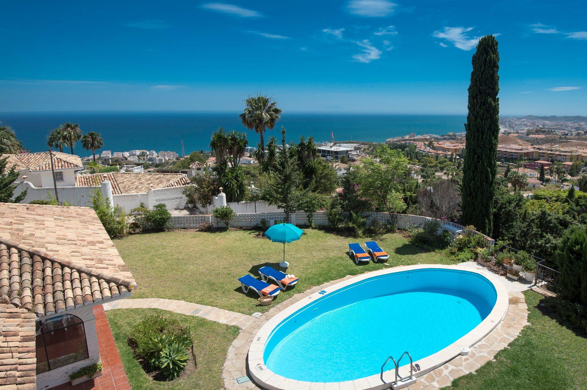 Villa Mi Sueno, Benalmadena, Costa del Sol, Spain