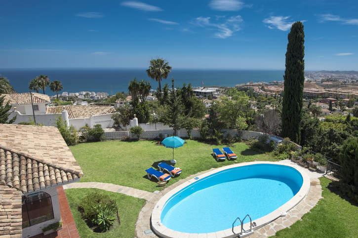 Villa Mi Sueño, Benalmadena, Costa del Sol, Spain