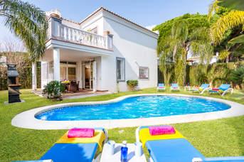 Villa Moongate, Calahonda, Costa del Sol, Spain