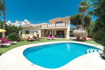 Villa Namaste, Calahonda, Costa del Sol, Spain