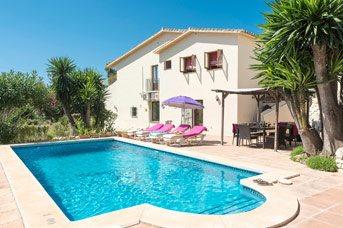 Villa Natasha Sol, Fuengirola, Costa del Sol, Spain