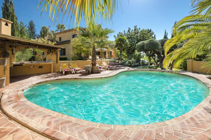 Villa Olivos, Marbella, Costa del Sol, Spain