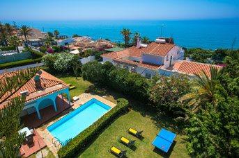 Villa Orilla, Marbesa, Costa del Sol, Spain