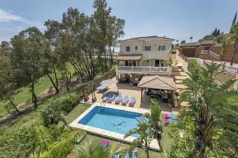 Villa Paisaje, Fuengirola, Costa del Sol, Spain