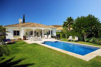 Villa Pinsapo, Estepona, Costa del Sol, Spain