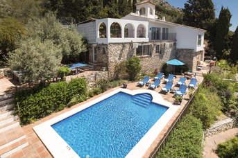 Villa Pintor Mijas, Mijas, Costa del Sol, Spain